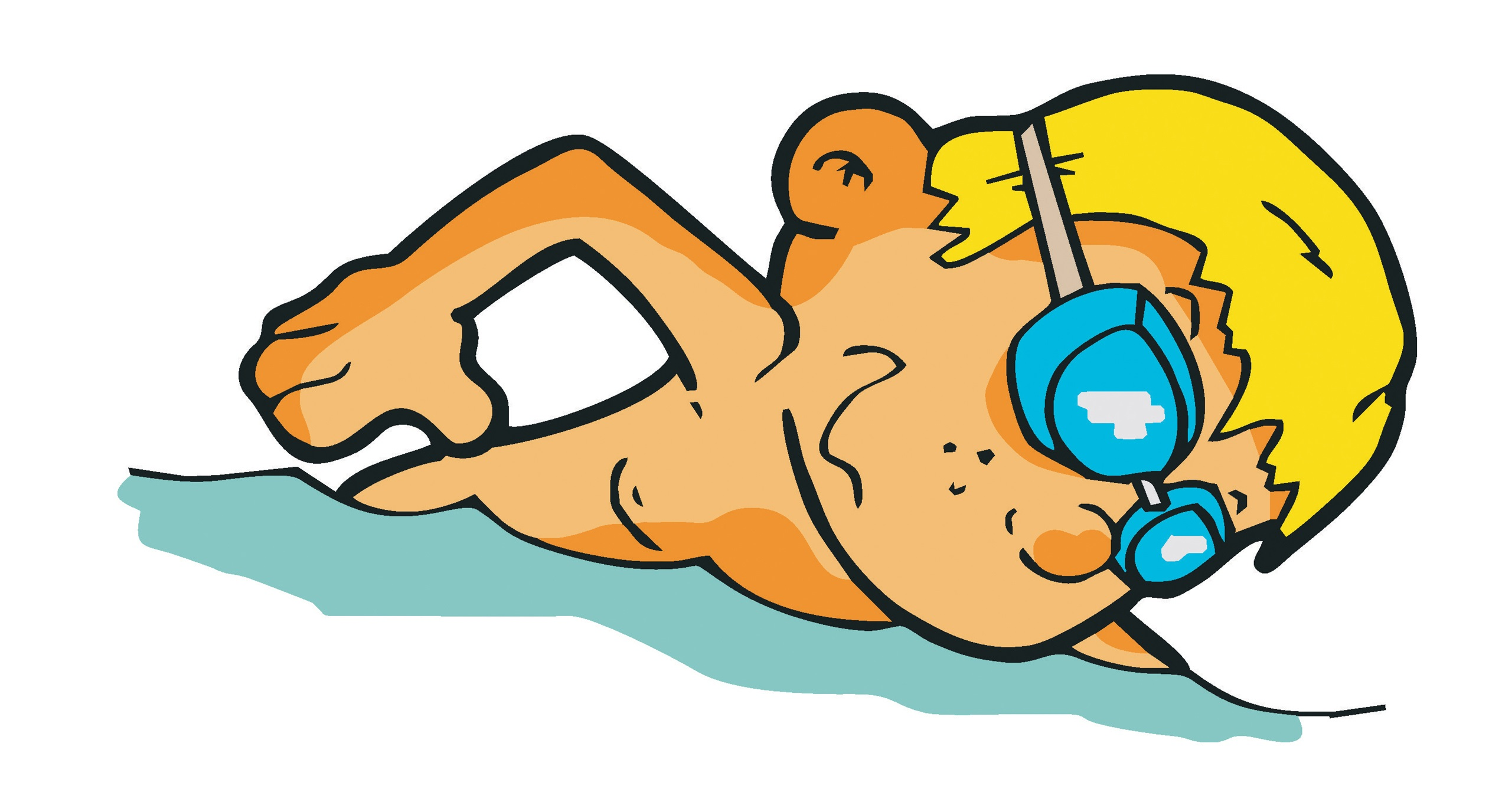 Schwimmen cliparts kostenlos  Schwimmtraining | Wasserwacht